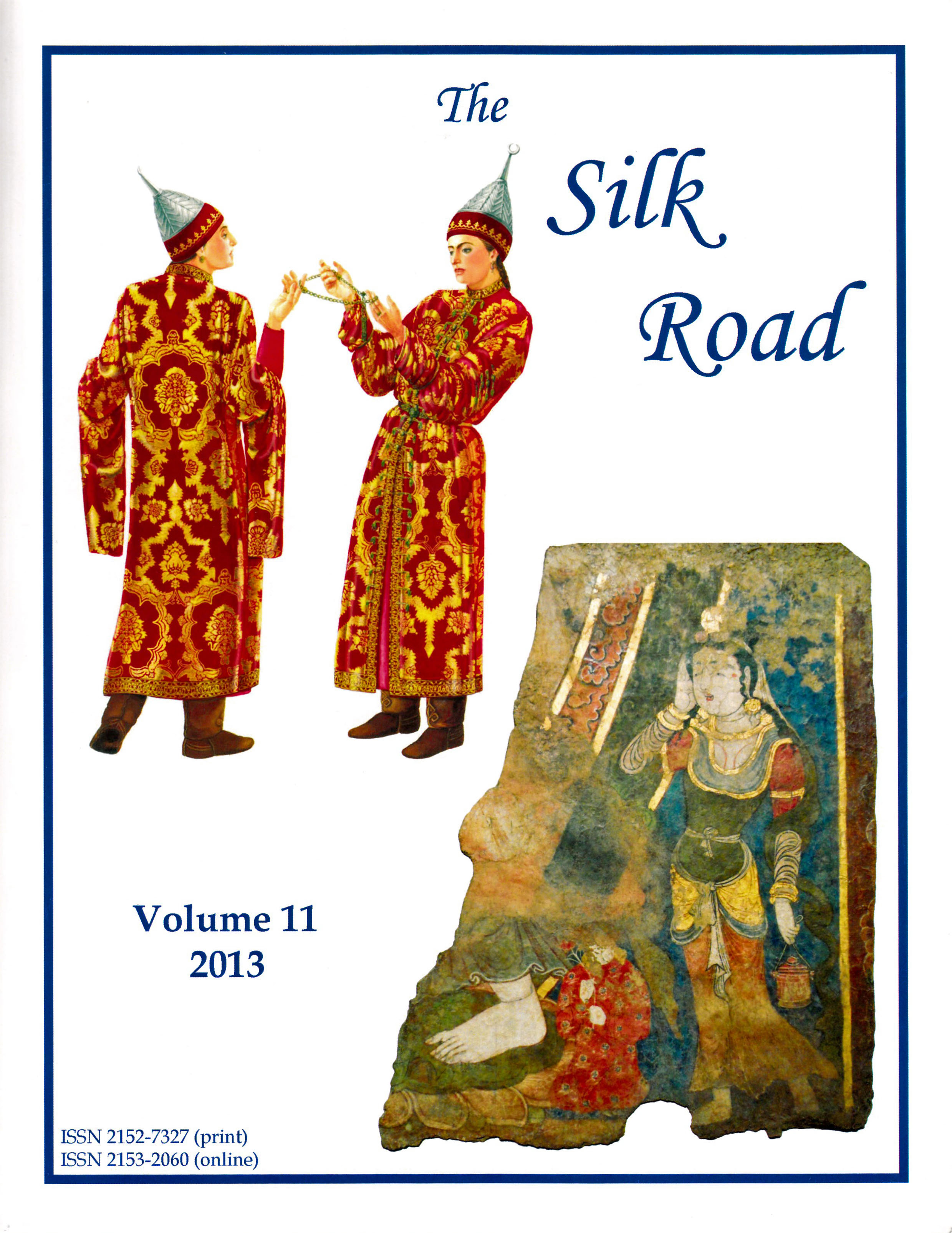 The Silk Road, Volume 11, 2013